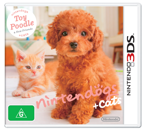 nintendogs cats how to get money