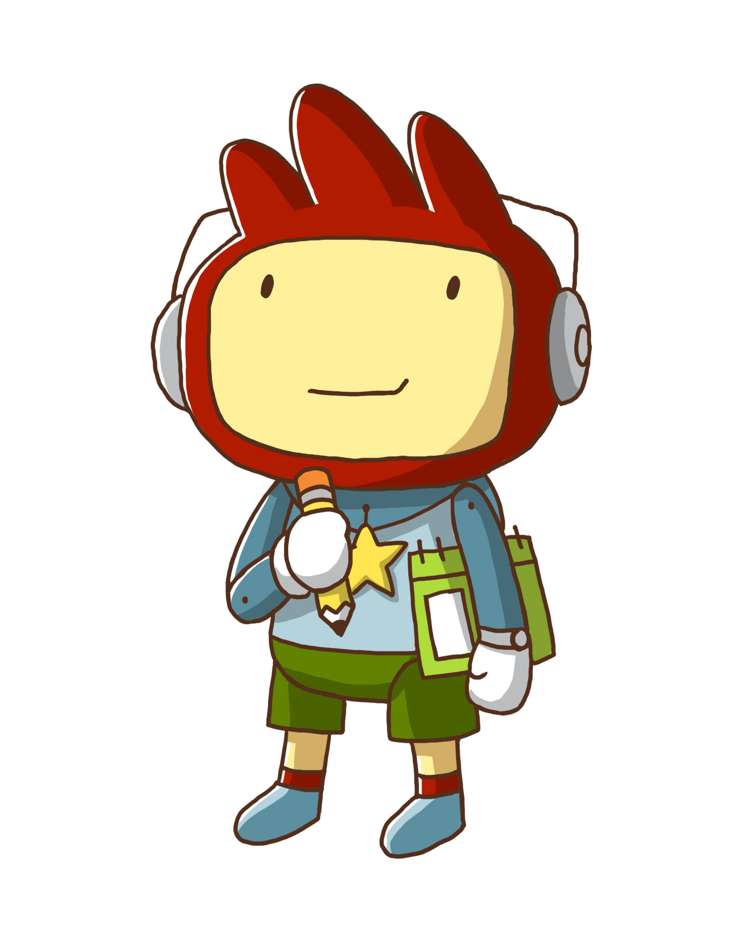 Maxwell Scribblenauts Drawing : Last chance win super scribblenauts with the power of ten