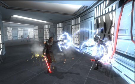 All in all, the Wii version of The Force Unleashed is looking very promising
