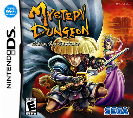 Mystery Dungeon : Shiren The Wanderer DS