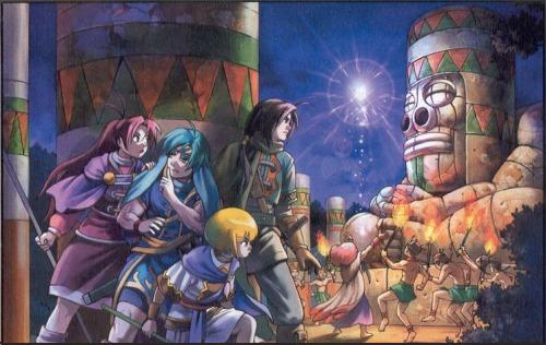 Golden Sun 2: The Lost Age (GBA) Review - Vooks