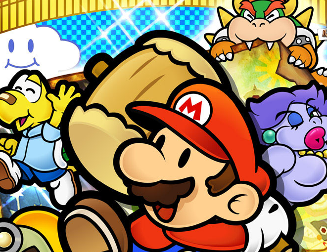 Paper Mario: The Thousand-Year Door (Gamecube) Review