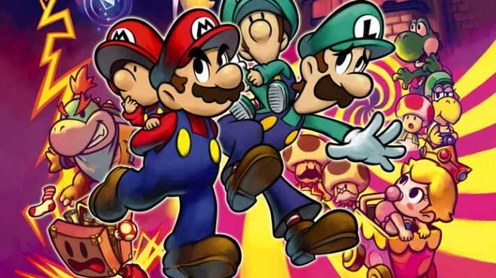 Mario & Luigi: Partners in Time (DS) Review