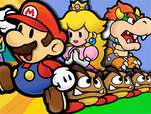 Super Paper Mario (Wii) Review