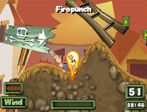 Worms: Open Warfare 2 (DS) Review
