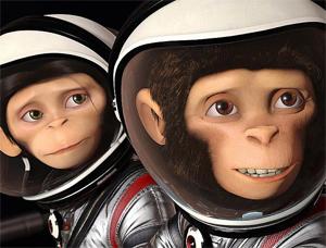 Space Chimps (DS) Review