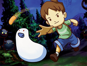 A Boy and His Blob (Wii) Review
