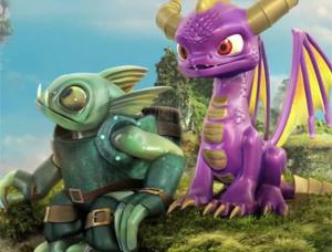 Skylanders: Spyros Adventure (3DS) Review