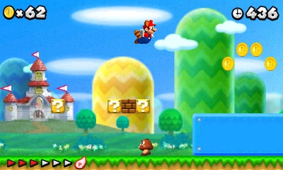 New Super Mario Bros 2 and Wii U games to be sold at retail and download