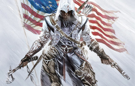 GamesCom: New Assassin's Creed III trailer gets ship faced