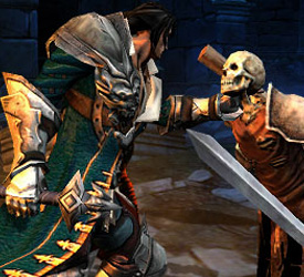 E3 2012: Castlevania: Lords of Shadow – Mirror of Fate detailed, new trailer