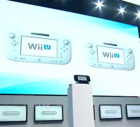 E3 2012: Wii U dual GamePad support confirmed