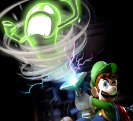 Luigi's Mansion 2, Monster Hunter, Castlevania and Brain Training release dates for 3DS firm up