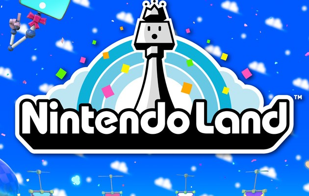 E3 2012: Nintendo Land is Wii U's answer to Wii Sports