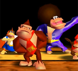 "Camelot president would ""love to make a sequel"" to Donkey Kong 64"