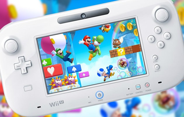 New Super Mario Bros. U & Nintendo Land launches with Wii U in Japan