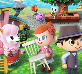 Animal Crossing Plaza to close soon, hints for 2015 from game director