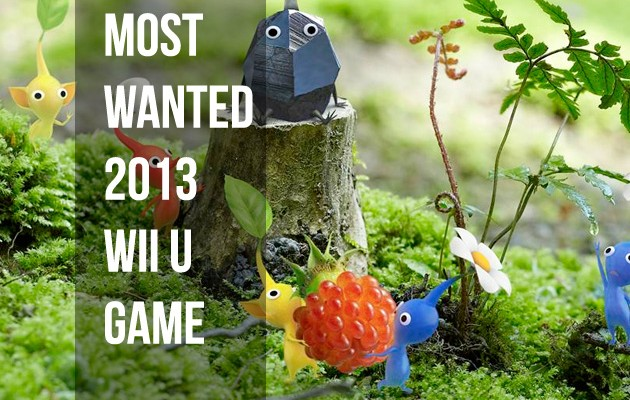 Vooks GOTY 2012: Most Wanted Wii U Game for 2013 (so far)
