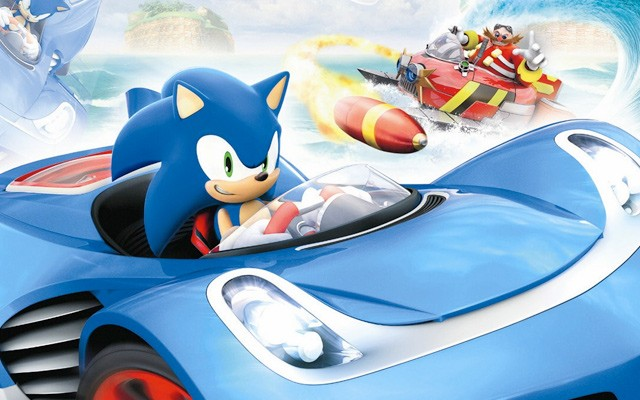 Sonic & All-Stars Racing Transformed (Wii U) Review