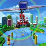 Mario Kart Arcade Grand Prix DX - Screenshot 1