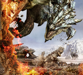 Monster Hunter 3 Ultimate Patch Coming April 16th