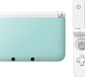 New 3DS XL bundle and colour coming to Japan with Tomodachi Collection