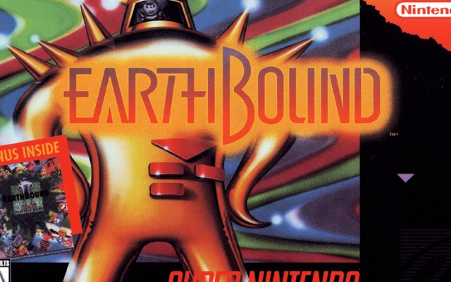 Nintendo does the unexpected – we're Earthbound baby!