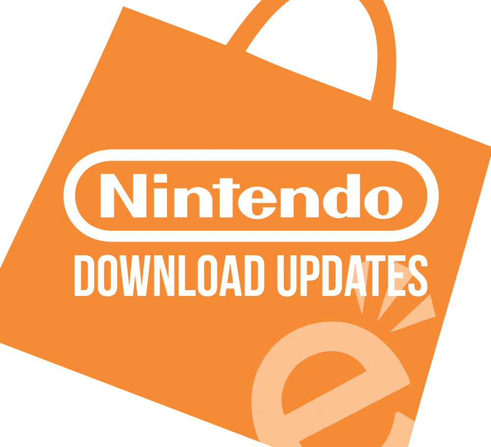 Nintendo Download Updates