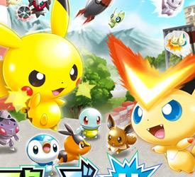 New Pokemon Rumble U NFC Figurines Revealed