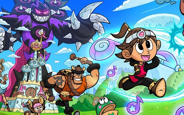 HarmoKnight (3DS eShop) Review