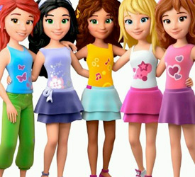 Lego Friends announced for 3DS and DS