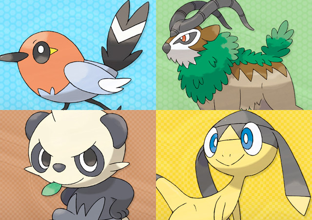 Pokemon X and Y Box Art and Region Map Revealed, New ... on