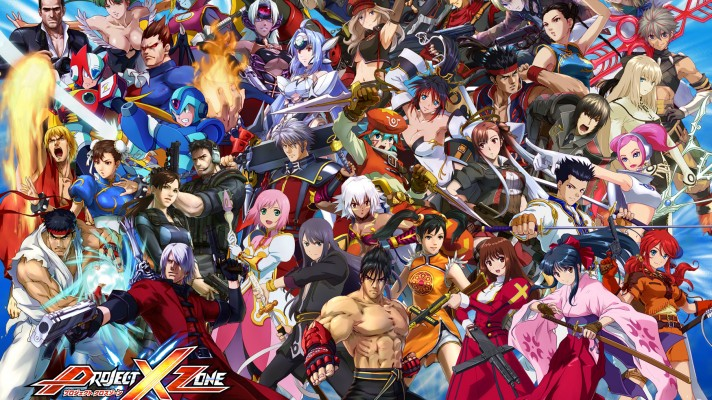 Project X Zone (3DS) Review