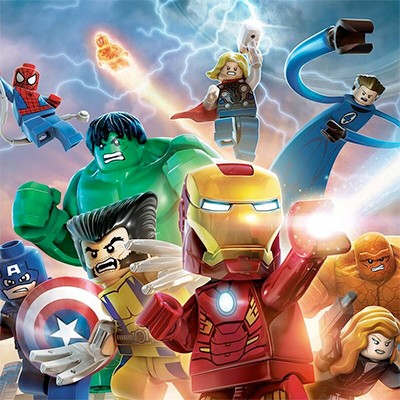 Stan Lee has all the moves in LEGO Marvel Super Heroes
