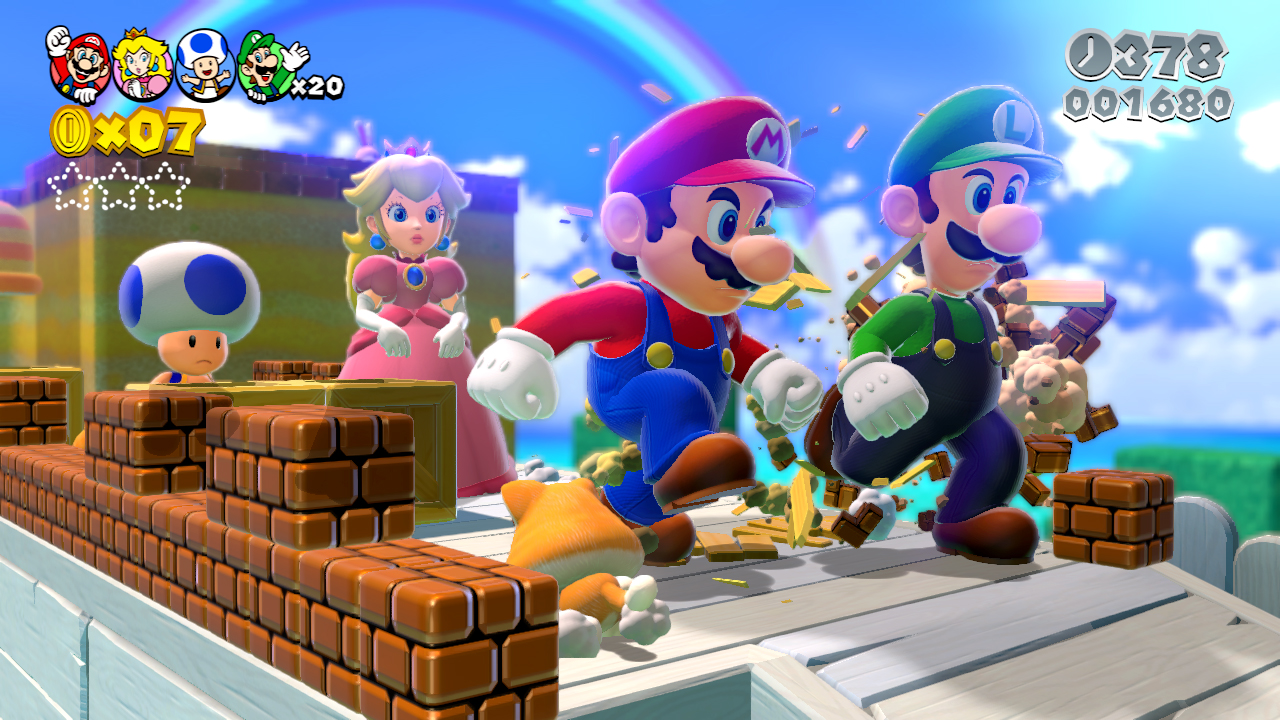 Nintendo And Illumination Planning Mario Animated Film