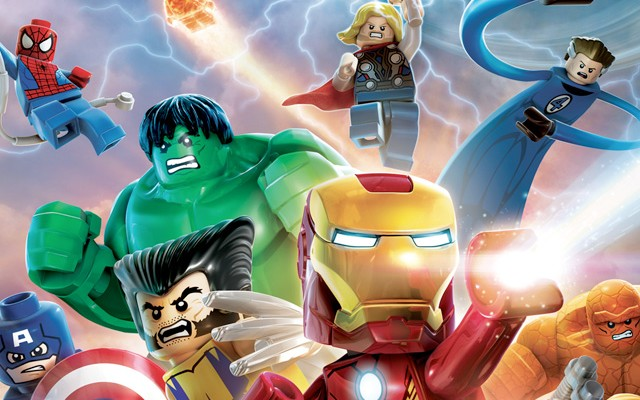 LEGO Marvel Super Heroes – Universe in Peril (3DS) Review