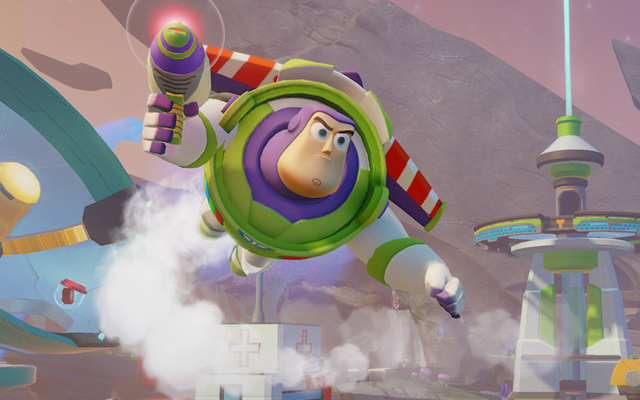 Disney Infinity: Toy Story in Space Playset (Wii U) Review