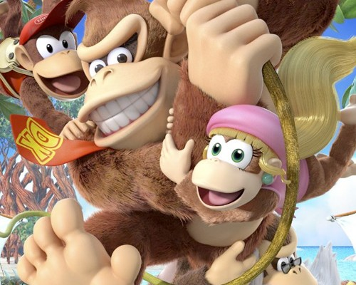 New Donkey Kong Country: Tropical Freeze details defrost