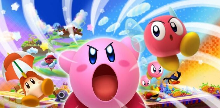 Kirby Triple Deluxe blows into town May 17th