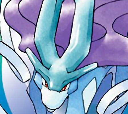 Pokémon Crystal conquered by Twitch