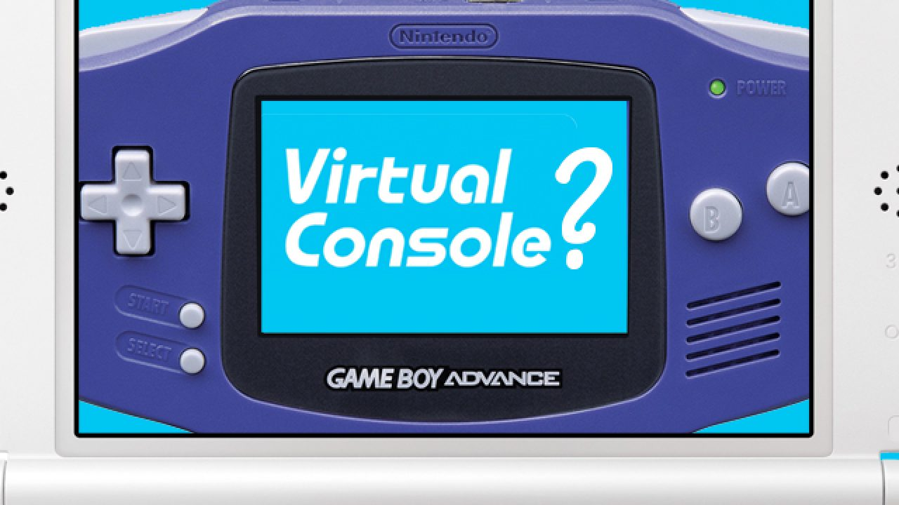 Why the Game Boy Advance isn't on the 3DS Virtual Console - Vooks