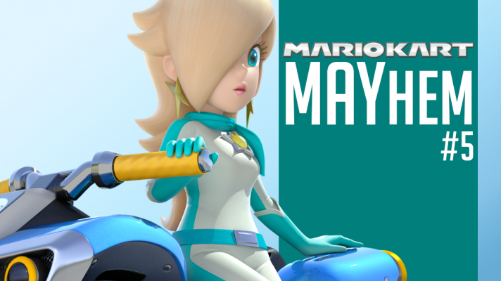 Mario Kart MAYhem: Roundtable #5 – Our Mario Kart 8 Hype