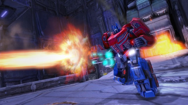 Transformers - Rise of the Dark Spark Screenshot 01