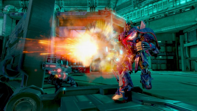 Transformers - Rise of the Dark Spark Screenshot 03