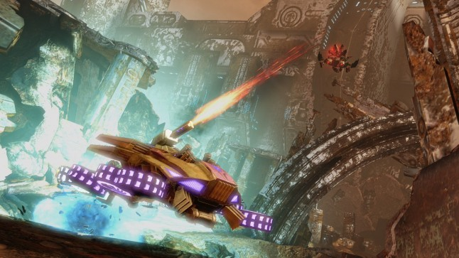 Transformers - Rise of the Dark Spark Screenshot 04