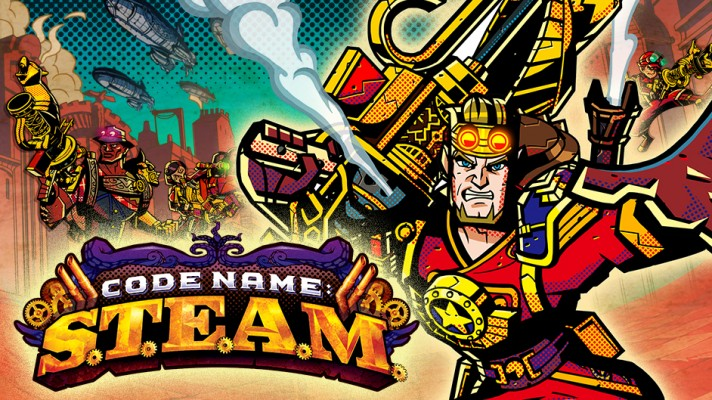 E3 2014: First video of Code Name: S.T.E.A.M. revealed