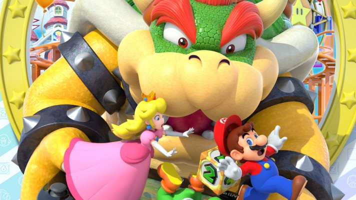 E3 2014: The party never stops with Mario Party 10 on Wii U