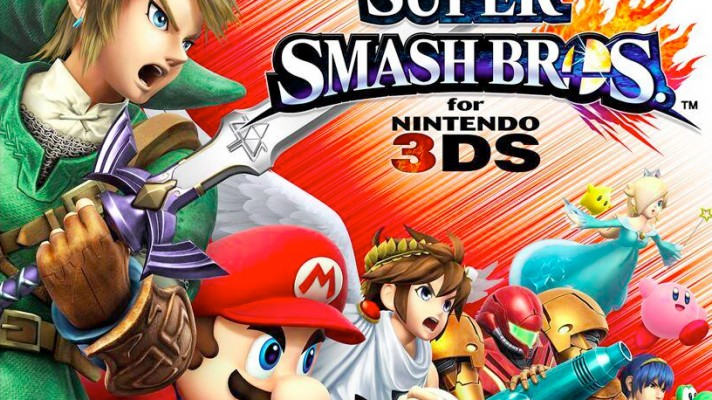 Super Smash Bros. for 3DS footage leaks, confirms new several characters