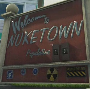 Call of Duty Nuketown