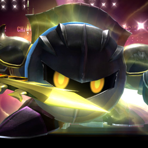 Super Smash Bros. gets limited edition 3DS XL and Meta Knight